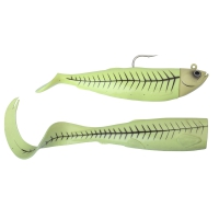 приманки SG Cutbait Herring Kit 25 460g 19-Green Glow 49156