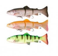 Savage Gear 3D Trout Line-Thru Swim Bait