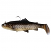 приманки SG 3D Trout Rattle Shad 17 80g 03-Dark Brown Trout 47087
