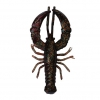 приманки SG LB Reaction Crayfish 10 Black Brown 4pcs 48674