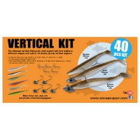 набор оснастки SG Vertical Pro Pack kit 40pcs 48807