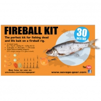набор оснастки SG Fireball Pro Pack Kit 30pcs 48808