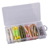Savage Gear Fat Minnow T-Tail Kit