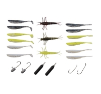 Savage Gear Mini Perch Kit 21pcs