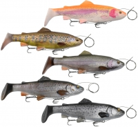 Savage Gear 4D Line Thru Trout Rattle Shad