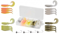 Savage Gear Cannibal Box Kit M