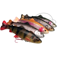 Savage Gear 4D Pulse Tail Trout