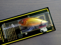 воблер Megabass Deep-X 300 M Western Clown