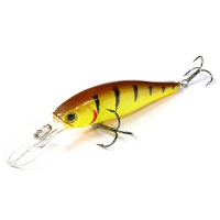 воблер Lucky Craft P 65DDSP 806 Tiger Perch