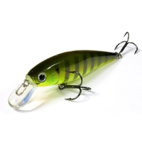 воблер Lucky Craft P 100SP 184 Sexy Chartreuse Perch