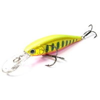 воблер Lucky Craft P 78DDSP 860 Yellow Pink Red Rainbow