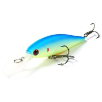 воблер Lucky Craft P 78DDSP 287 Chartreuse Light Blue