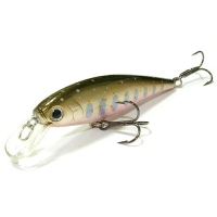 воблер Lucky Craft P 78SP 837 Pearl Char Shad