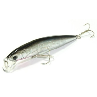 воблер Lucky Craft FM 80SP 0734 Flash Bait Fish Silver 150