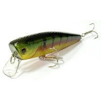 воблер Lucky Craft CM 884 Aurora Gold Northert Perch 586
