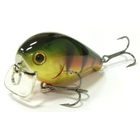 воблер Lucky Craft Clutch SSR 884 Aurora Gold Northern Perch