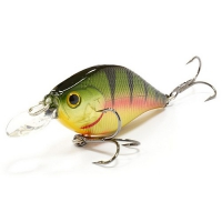 воблер Lucky Craft Wobty 61F 884 Aurora Gold Northern Perch