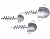 Savage Gear Cork Screw Heads
