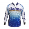 футболка Okuma tournament jersey S 55007