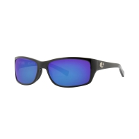 очки Lenz Laxa Acetate 49207 Black w/Gun Blue Mirror Lens